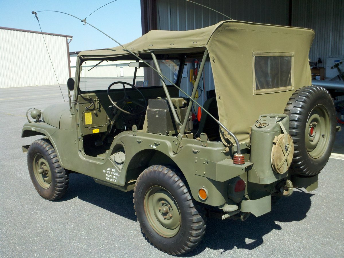 Men Boys And Then Their Toys World War Ii Jeep Trailer Before Retored To Usmc Wwii Standards For The True Mv Enthusiast Or Any Veteran With More Than 10 Minutes In A Motor Pool Between 1955 1990 I Pose Question What Piece Mounted On